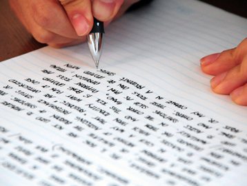 dream writing assignments